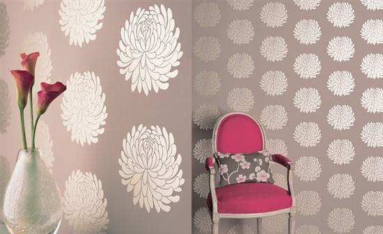 How to Choose Printed Wallcoverings for Your Home