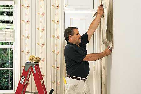 How to Hang Wallpaper Properly