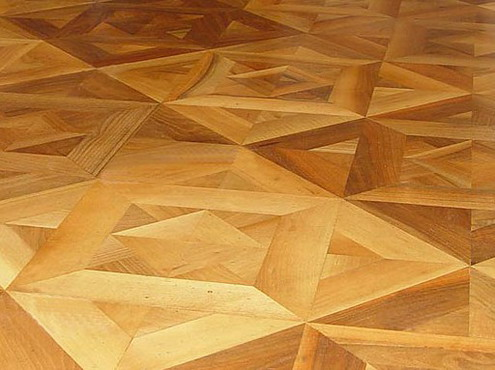 How to Install Wood Parquet Floors