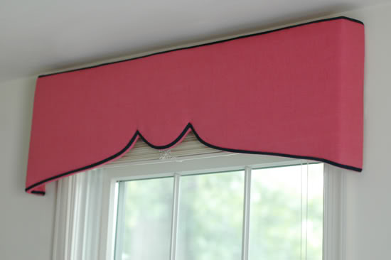 How to Make a Hard Pelmet for Window Treatments