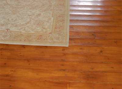 How to Renovate Floorboards